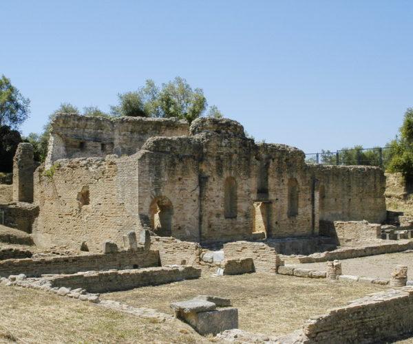 3ος και 4ος αι. μ.Χ. στην Ολυμπία